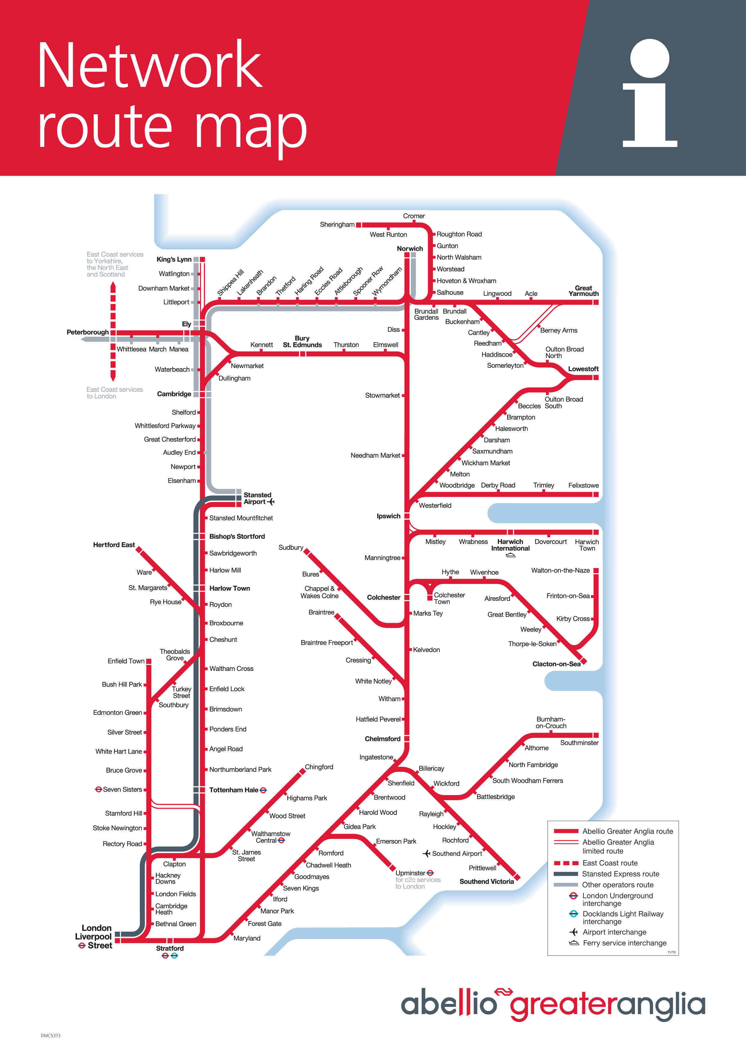 London Map Train Stations.Suffolk On Board Train Maps