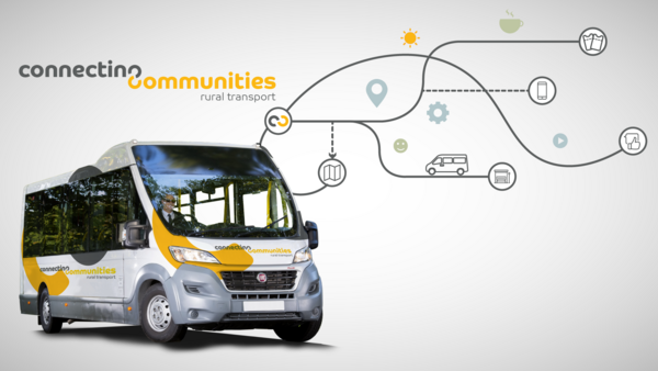 Connecting Communities Graphic